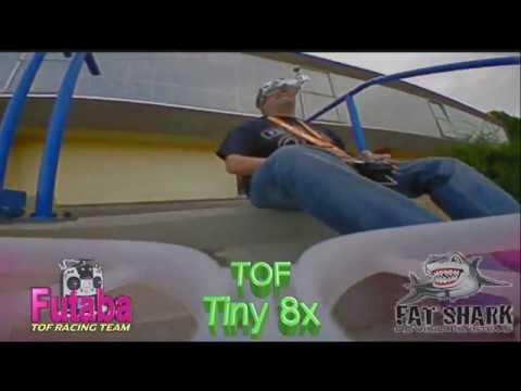 Tiny 8x Tof - Visite Guidée De La Salle Des Sports De FOUG - 11/07/2018
