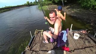 Рыбалка на реке сейм в украине