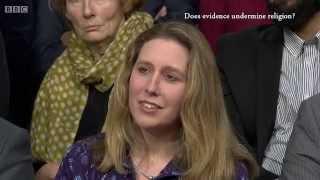 Does evidence undermine religion?