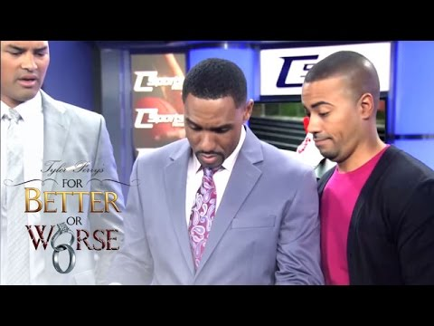 Richard Gets Served | Tyler Perry's For Better or Worse | Oprah Winfrey Show