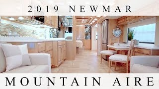 2019 Newmar Mountain Aire Class A Luxury Diesel Motorhome