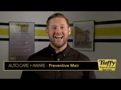 , title : 'Tuffy Tire & Auto Service Centers - Auto Care + Aware - Preventive Maintenance