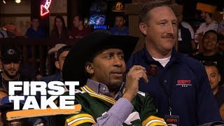 Stephen A. answers why he hates Dallas Cowboys fans | First Take | ESPN