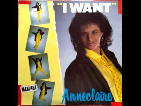Anneclaire - I Want