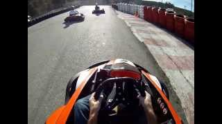preview picture of video 'Karting Castellolí 02/11/13 - 1ª Tanda'