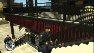 preview picture of video 'GTA IV - COPS - PATRULLANDO LIBERTY CITY - #2'