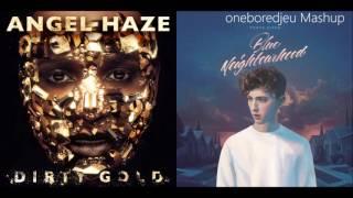 Crying in Heaven - Angel Haze vs. Troye Sivan feat. Betty Who (Mashup)