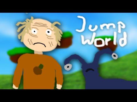 Jump'n'Run Depressionen「Minecraft: Jumpworld」