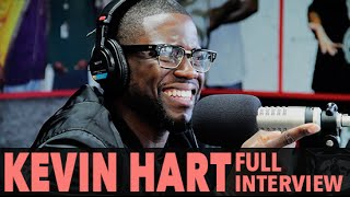 BigBoyTV - Kevin Hart on New Movie 'Central Intelligence' with The Rock And More!