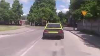 Daily Video from the STREET polonez tuning  2.8 turbo