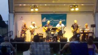 Bookends Band  (Joe, Chris + Band)