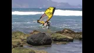 preview picture of video 'SPRING BREAK windsurf maui 2012'