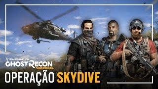 Gameplay - Operazione Skydive