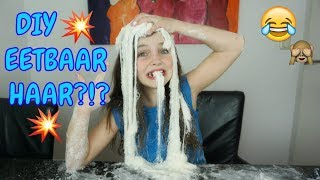 DIY - EETBAAR HAAR (Nederlands) - Bibi - Video Youtube
