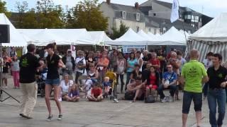 preview picture of video 'Fête du sport à Parthenay'