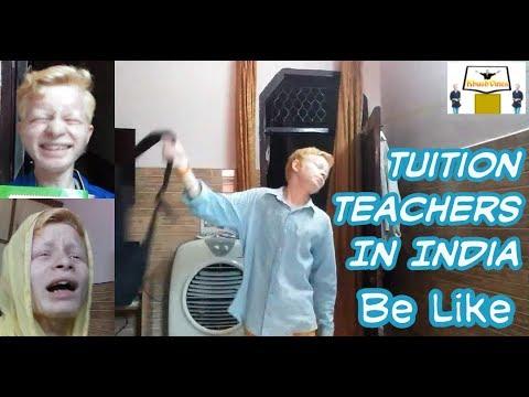Tution Teachers in India Be Like| A Comedy Film By Khushank Raj Mahawan