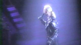 Judas Priest - Come And Get It & I'm A Rocker (Live In Miami 1988) [4:3 HQ 480p]