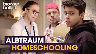 Homeschooling - ein Albtraum