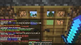 Minecraft: PvP On Lonewolves - Episode 6