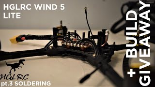 HGLRC RACING DRONE // Soldering Guide // How to build an FPV drone 2020 // BEST RACING BUILD F7