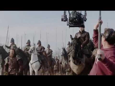 《冰與火之歌》第6季第9集「私生子之戰」幕後花絮