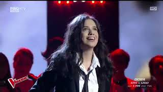 DORA Gaitanovici - Somebody To Love   MAREA FINALA   VOCEA ROMANIEI 2018 LIVE