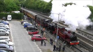 preview picture of video '(HD) Steam on the Met, 9466 & Metropolitan No.1, 24/05/2013.'