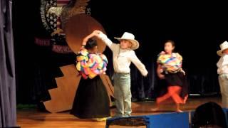 Magalenha samba dance