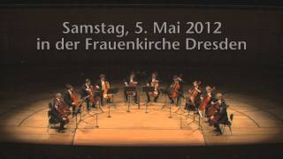 12 Cellisten der Berliner Philharmoniker