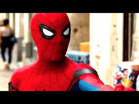 Spider-Man: Homecoming Trailer #3 2017 Movie - Official