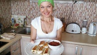 Блюда во время поста ➨ Лаваш с овощами
