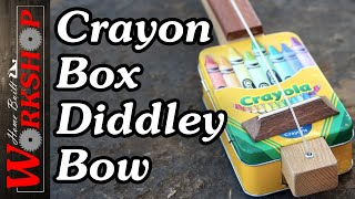 how to build a diddley bow guitar - Free video search site