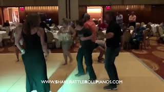 Shake Rattle & Roll Dueling Pianos - Video of the Week - Corporate Party!