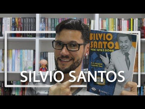 SILVIO SANTOS ? IRMÃOS LIVREIROS | @danyblu @irmaoslivreiro