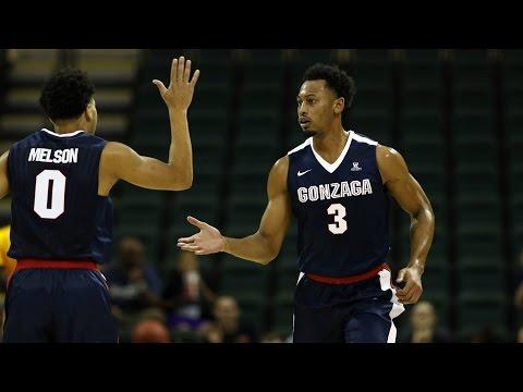 Gonzaga Soars to Win Over Portland | CampusInsiders