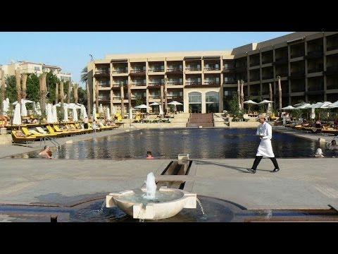 Egypte 20 - Van Hurghada naar Caïro - Mena House Oberoi Hotel - FOX groepsreis