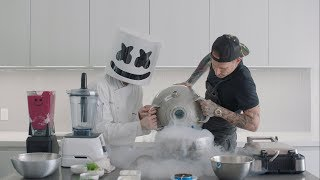 Caviar Beets by Mello (Feat. Michael Voltaggio) | Cooking with Marshmello
