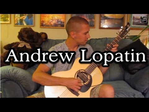 Andrew Lopatin - A Song For Life