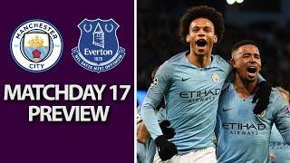 Manchester City v. Everton | PREMIER LEAGUE MATCH PREVIEW | 12/15/18 | NBC Sports | Kholo.pk