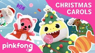 Baby Shark, Baby Shark? Yes Pinkfong! | Christmas Carol | Pinkfong Songs for Children
