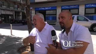 Bari, anziano sventa scippo a sua insaputa al Libertà