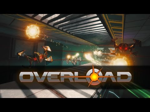 Gameplay de Overload