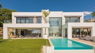 New Fantastic Modern Villa in La Alquería, Marbella, Spain | 3.700.000 €