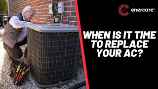 When is it Time to Replace Your Air Conditioner?