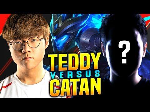T1 TEDDY vs SKT T1 SUB GUMAYUSHI *WHO'S YOUR FAVOURITE?* - SKT T1 Teddy Plays Kalista vs  Varus ADC!