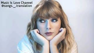Taylor Swift   Lover مترجمة + Lyrics