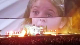 SZA   Drew Barrymore (Live) At TDE Championship Tour 2018