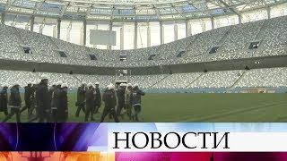 ВНижнем Новгороде обсуждают подготовку кЧемпионату мира пофутболу.