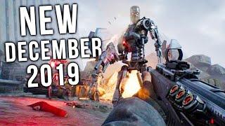 Top 10 NEW Games of December 2019