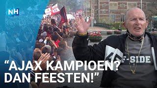 'Spontaan kampioensfeest Ajax niet te voorkomen'